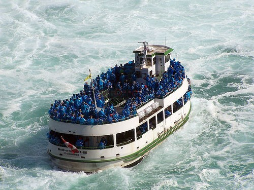 maid of the mist by diego 336