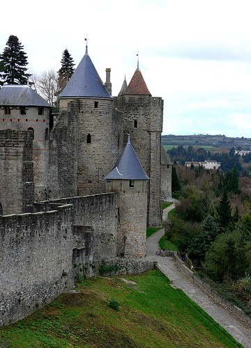 murallas de Carcassone by bugman50