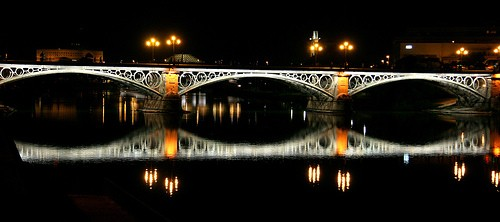 puente de triana by albert lopez