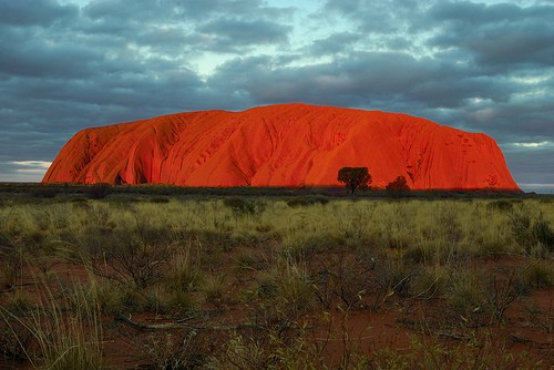 uluru by richard.fisher