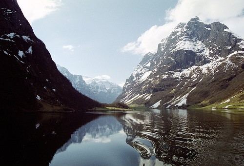 sognefjord by therefromhere