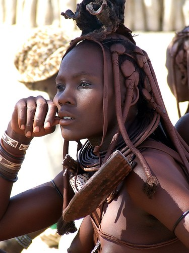 chica himba by milla